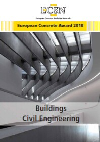 Brochure of the ESCN 2010 Award